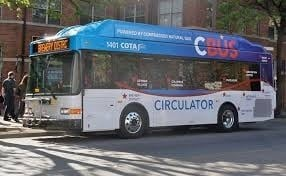 CBUS Downtown Circulator Bus