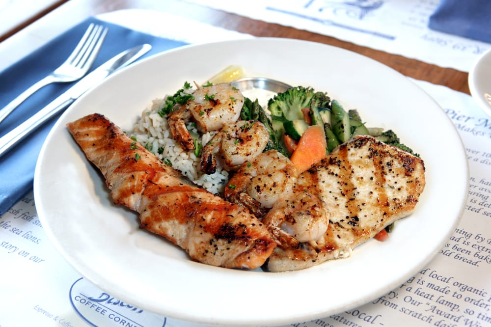 Pier Market Seafood Restaurant San Francisco Ca