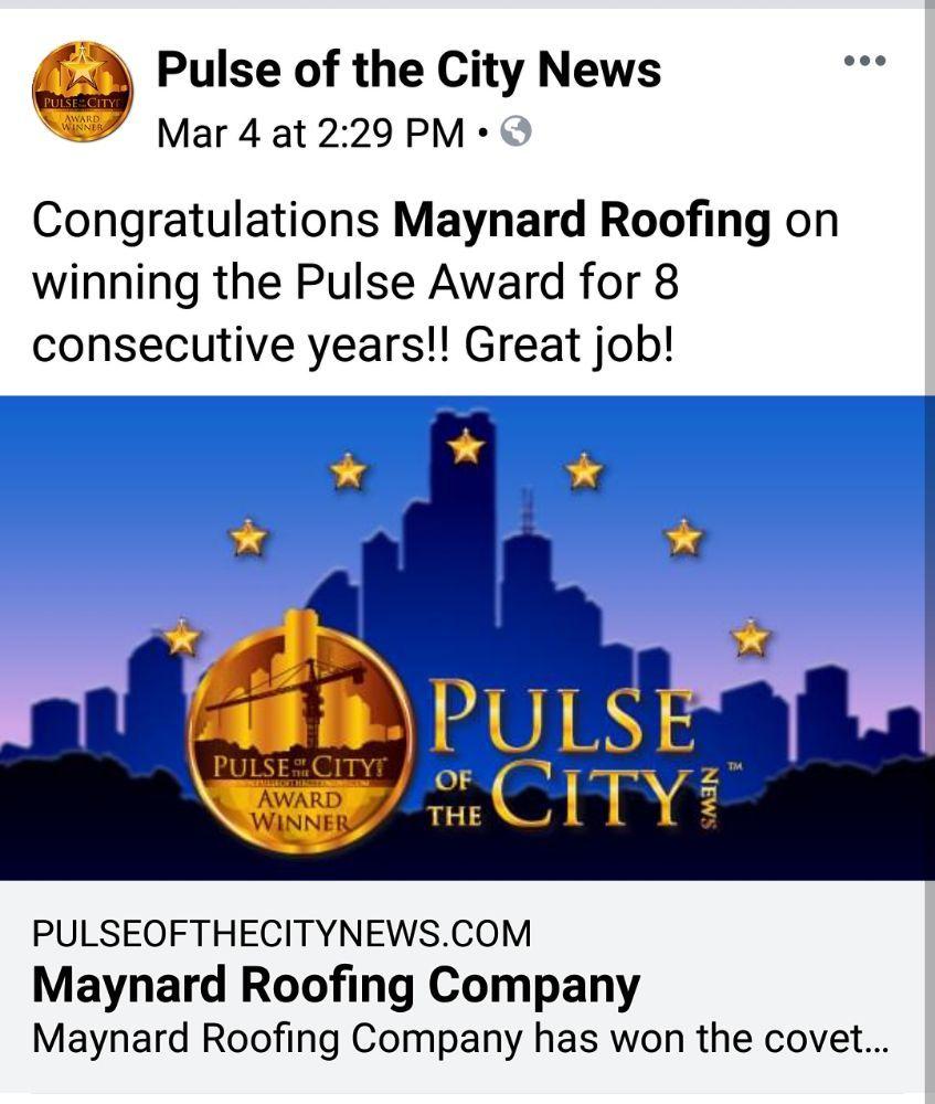 Maynard Roofing