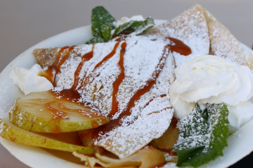 Stacy's Crepes: San Diego, CA