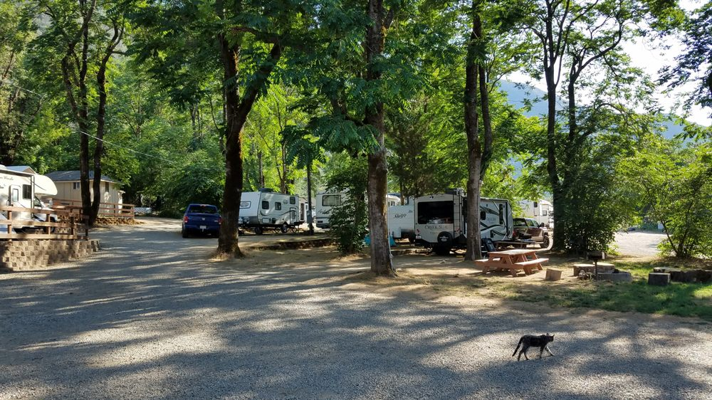 Indian Flats Campground