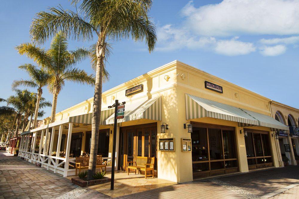 Avalon Grille: 423 Crescent Ave, Avalon, CA