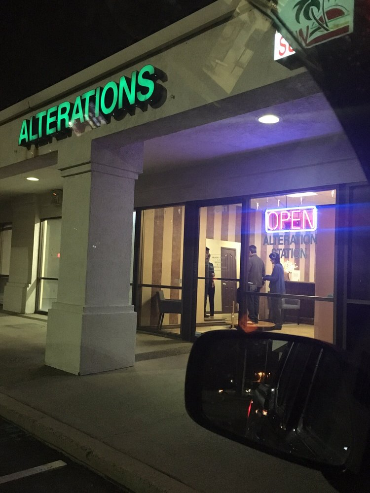 Alteration Station: 7841 Madison Ave, Citrus Heights, CA