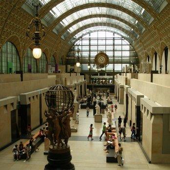 Musée d'Orsay - 2687 Photos & 808 Reviews - Museums - 1 rue ... on place de la contrescarpe paris, h&m paris, fontainebleau paris, la conciergerie paris, grevin paris, arc de triomphe paris, le kremlin bicetre paris, louvre paris, nike paris, french museums in paris, amelie paris, sacre coeur paris, churches in paris, rer b paris, notre dame paris, chatelet paris, famous places in paris, pompidou paris, trocadero paris, orangerie paris,
