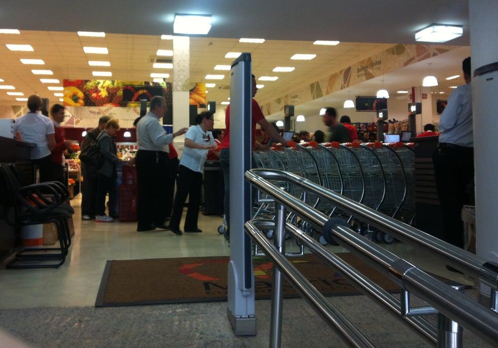 Supermercado Madrid