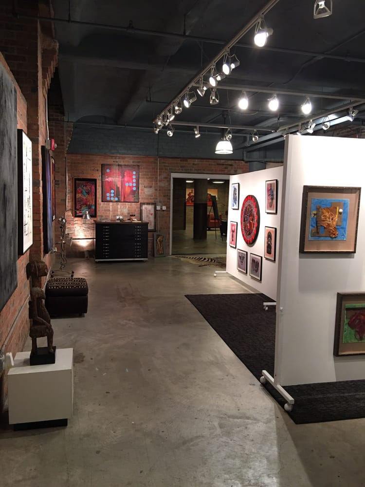 Royal Grafix Fine Art: 15 N Chenevert, Houston, TX