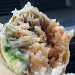 Photo Of El Patio   Woodland, CA, United States. Carnitas Super Burrito