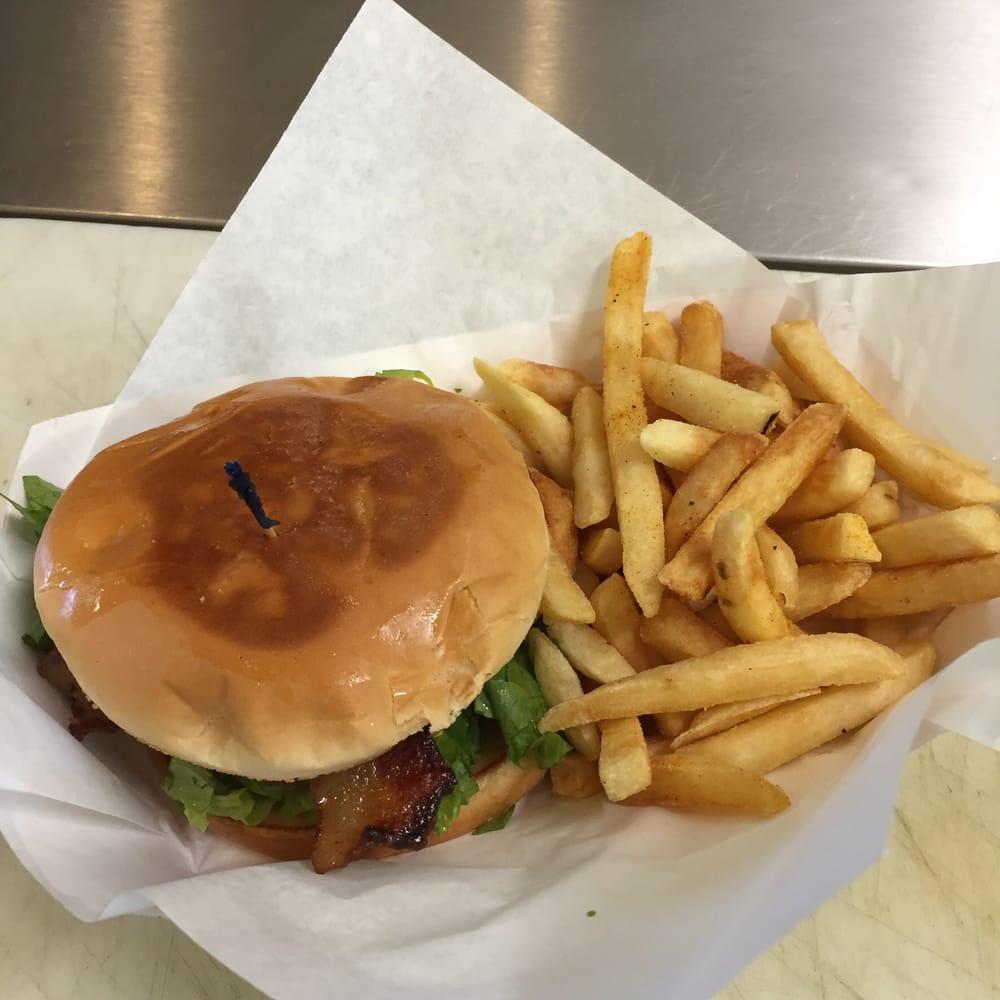 A Little Slice of Heaven Cafe: 1411 Ave D, Abernathy, TX
