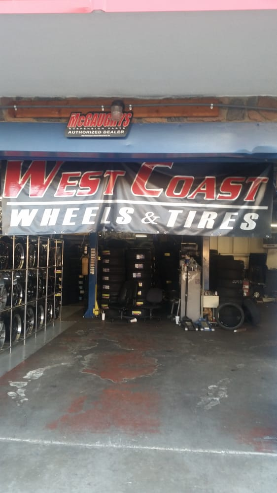 West Coast Tires & Auto Center - Tires - 4385 W Shaw Ave ...