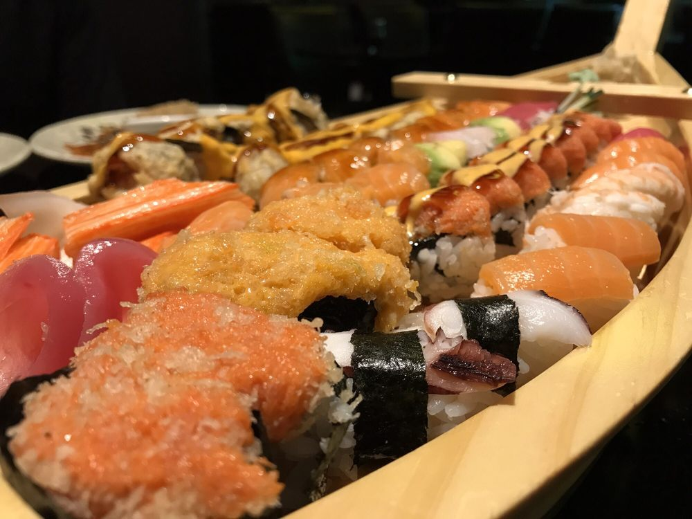 Izumi Sushi & Hibachi All You Can Eat: 5050 13th Ave S, Fargo, ND