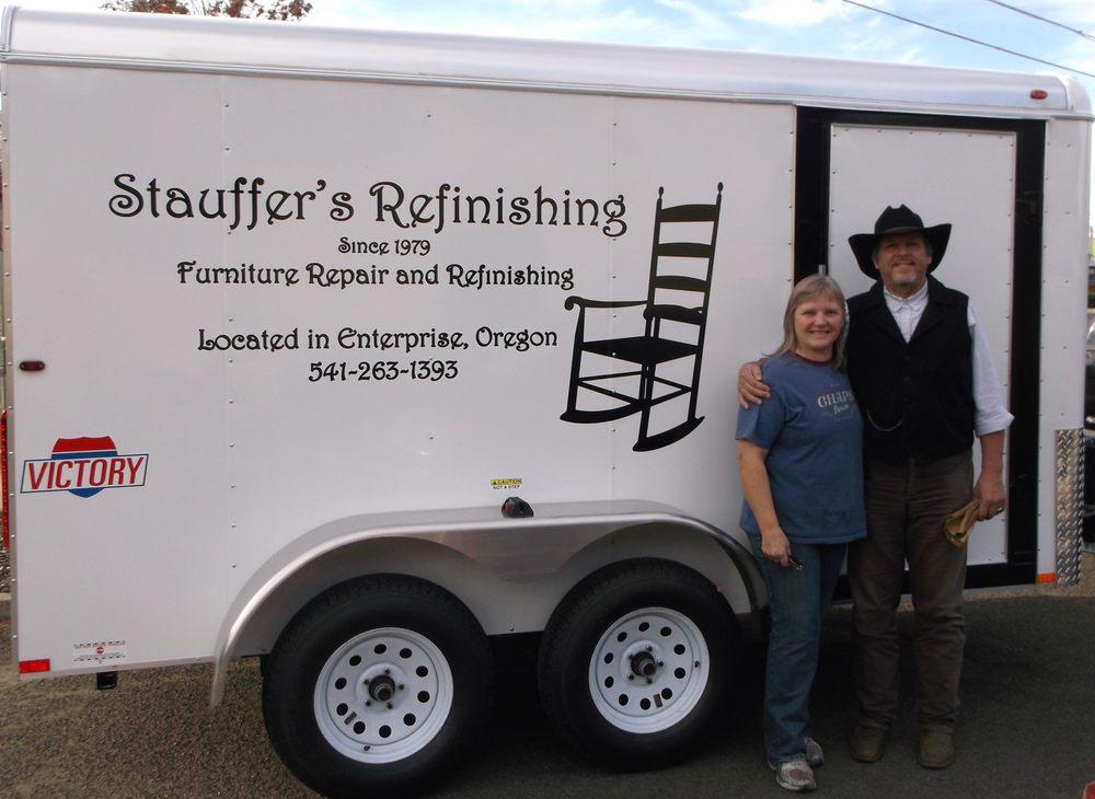 Stauffer's Refinishing: Enterprise, OR