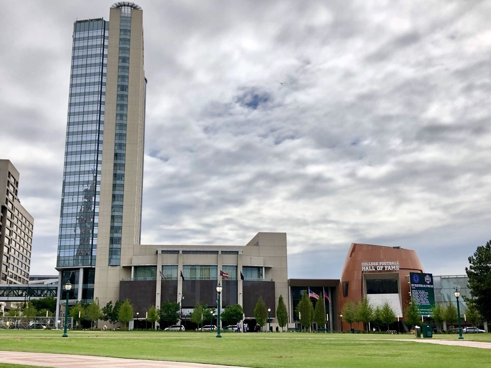 Centennial Olympic Park: 265 Park Ave NW, Atlanta, GA