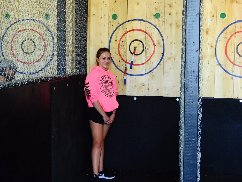 Valhalla Indoor Axe Throwing: 6781 State Rte 30, Jeannette, PA
