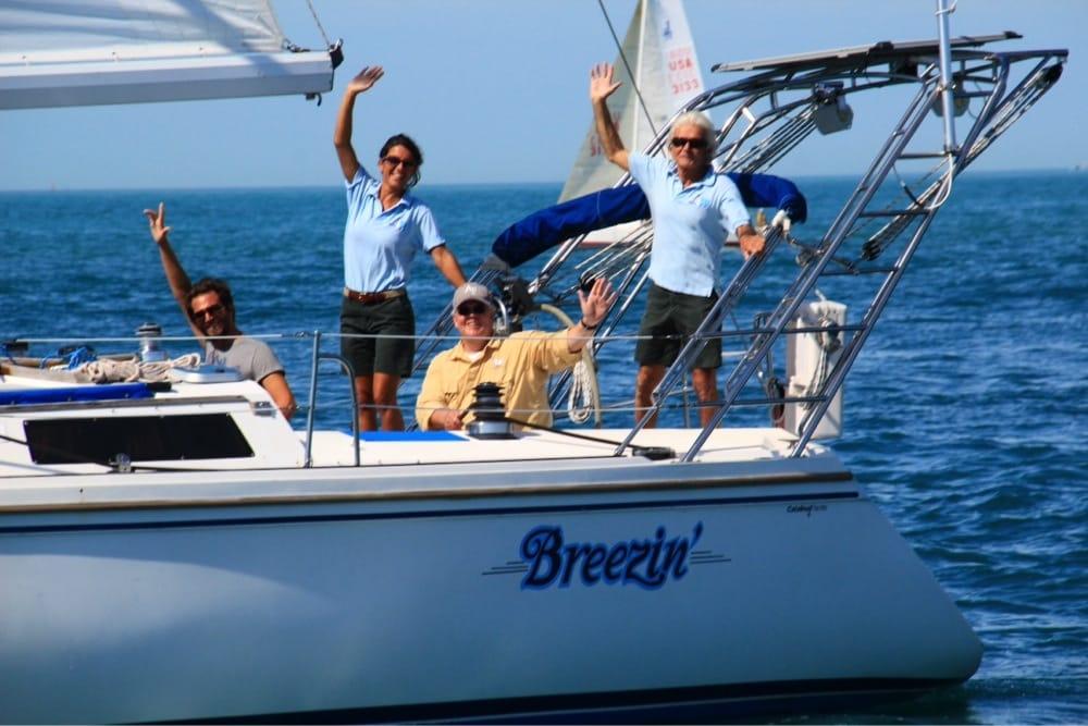 Breezin Sailing Charters: 201 Williams St, Key West, FL