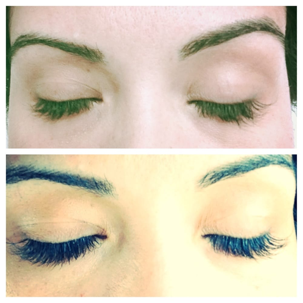 My touch up again i 39 m addicted to these extensions yelp for 3d eyebrow tattoo el monte ca