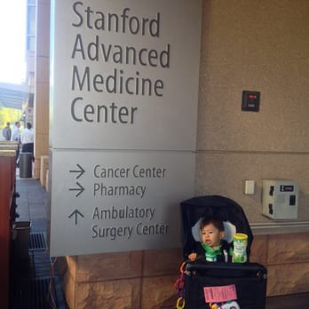 Stanford Cancer Center - 875 Blake Wilbur Dr, Stanford, CA - 2019