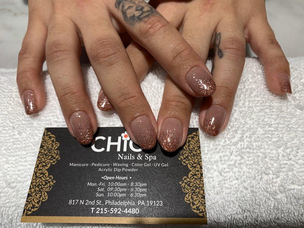 Chic Nails & Spa: 817 N 2nd St, Philadelphia, PA