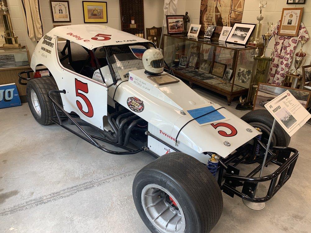 Eastern Museum of Motor Racing: 100 Baltimore Rd, York Springs, PA