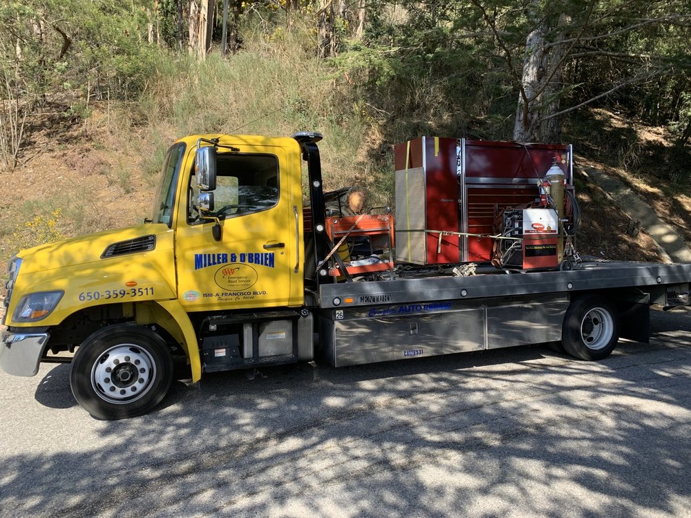 Towing business in Pacifica, CA