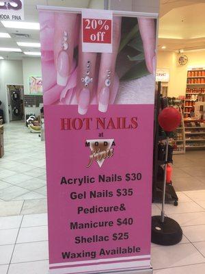 Hot Nails - Nail Salons - 1105 Wellington Road, London, ON - Phone ...