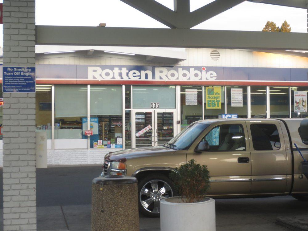 Rotten Robbie