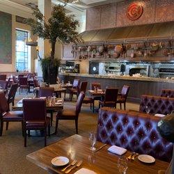 Photo Of Galletto Ristorante Modesto Ca United States Inside Table