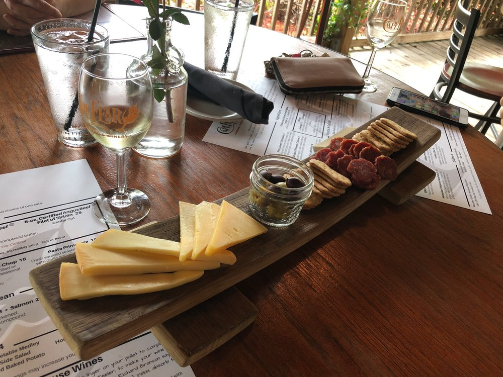Cape Fear Vineyard and Winery: 195 Vineyard Dr, Elizabethtown, NC