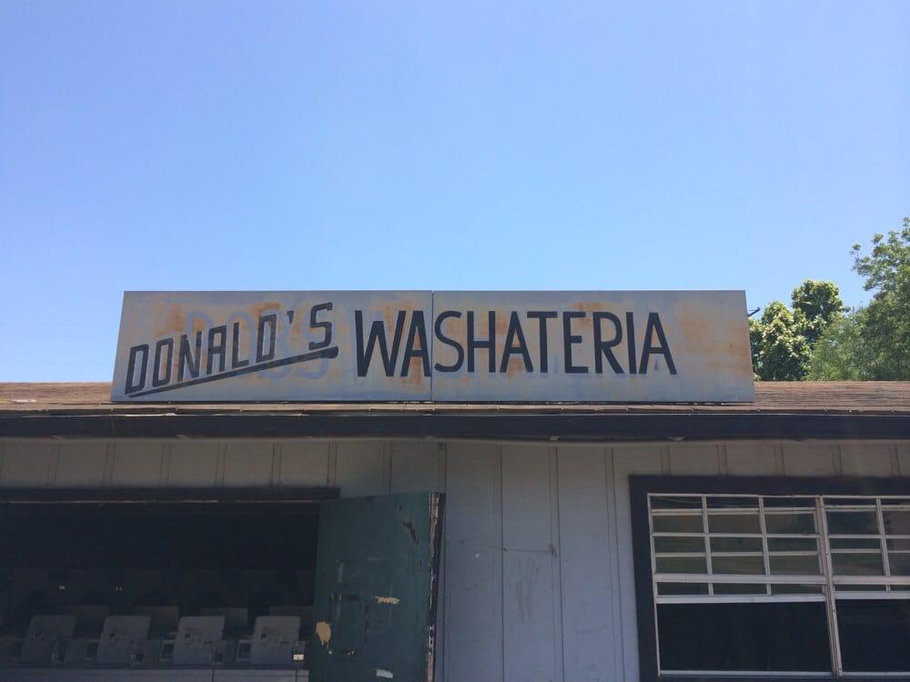 Donald's Washateria: S Main St, Zwolle, LA