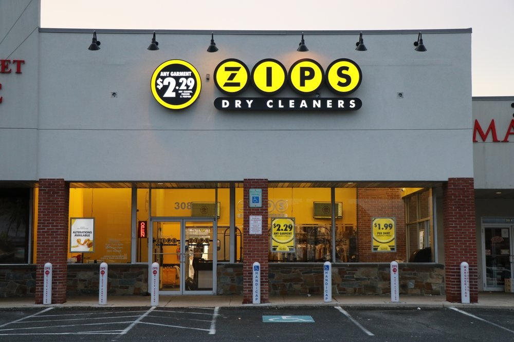 ZIPS Dry Cleaners - Bel Air - 10 Photos - Dry Cleaning - 308 S Main ...