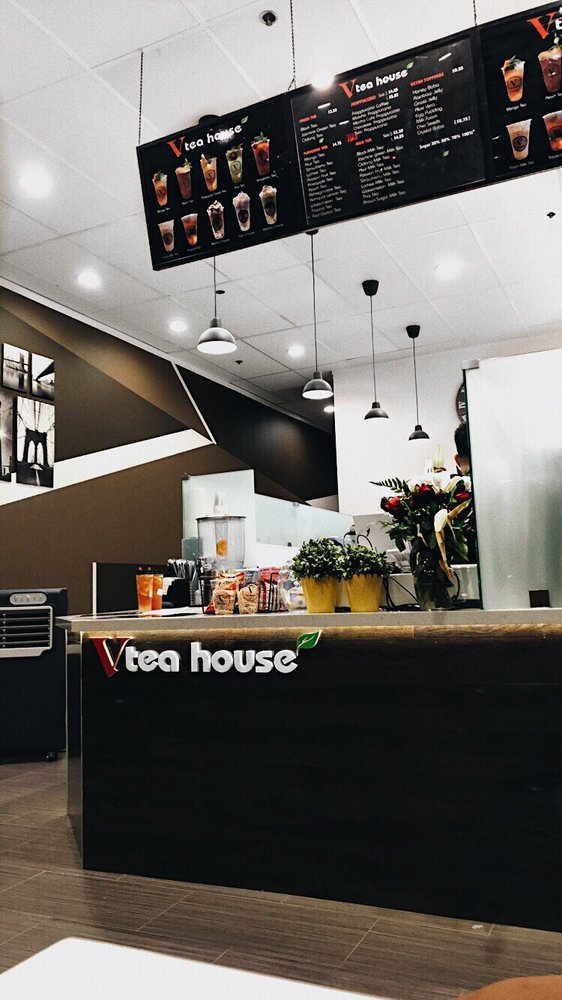 V Tea House: 1045 North Mount Vernon Ave Colton, Colton, CA
