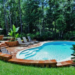 Kerry martin pool builders 13 photos pool hot tub for Pool builders jacksonville