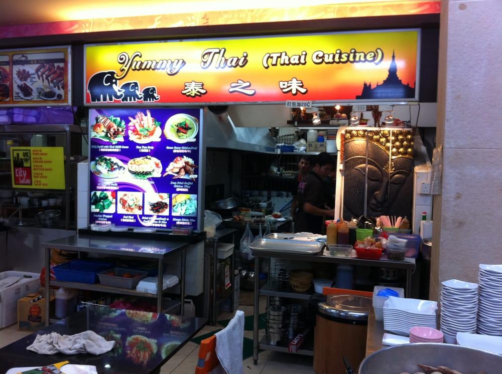 Yummy Thai Singapore
