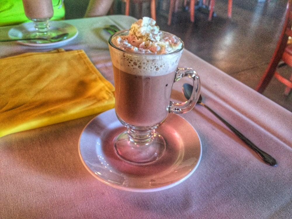 Cherry blossom tea i prefer it hot yelp for Afghan cuisine restaurant