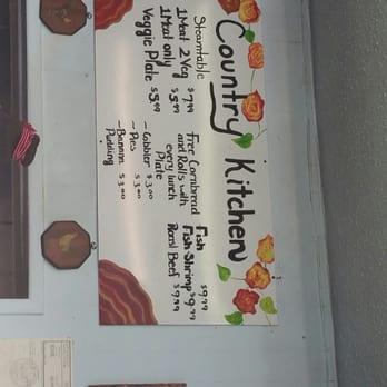 Photo Of Country Kitchen Houston Tx United States