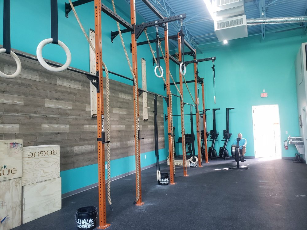 IRB CrossFit: 321 Gulf Blvd, Indian Rocks Beach, FL