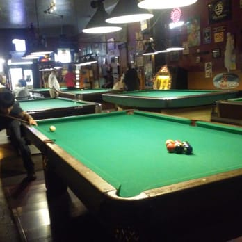 how to open a pool hall
