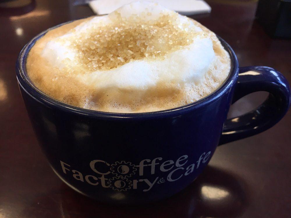 Coffee Factory And Cafe Orlando Fl
