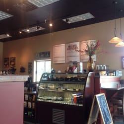 Photo Of Higher Ground Coffee Company Martin Tn United States Pastry Case
