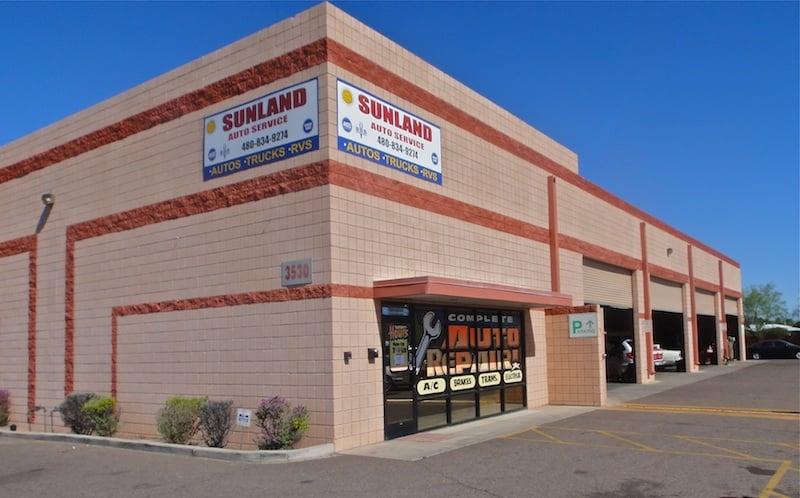 Sunland Auto Service