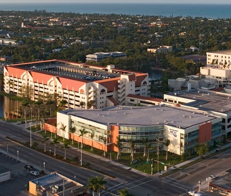 Image result for photograph of NCH Healthcare in Naples fl