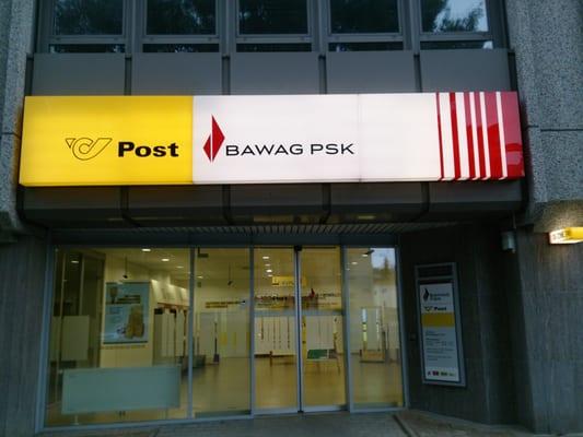 Postamt 1210 oficinas de correos bahnsteggasse 17 23 for Telefono 1210