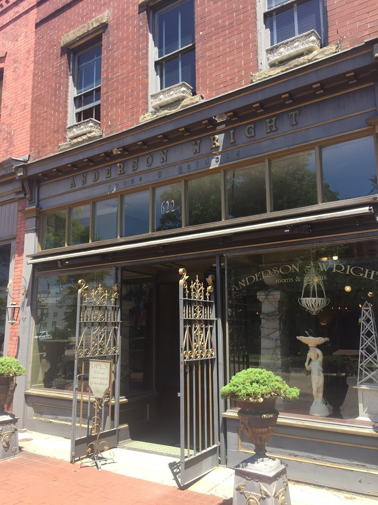 Anderson-Wright Rooms & Gardens: 622 High St, Portsmouth, VA