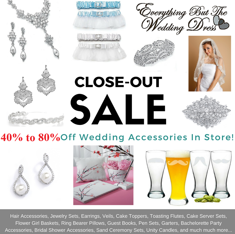 Everything But The Wedding Dress - CLOSED - 807 Photos - Bridal ...