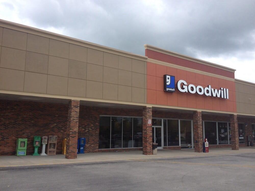 Goodwill Thrift Stores 1002 Lexington Rd Geor own