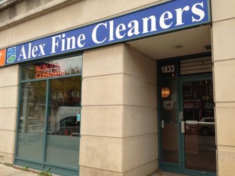 Alex Fine Cleaners