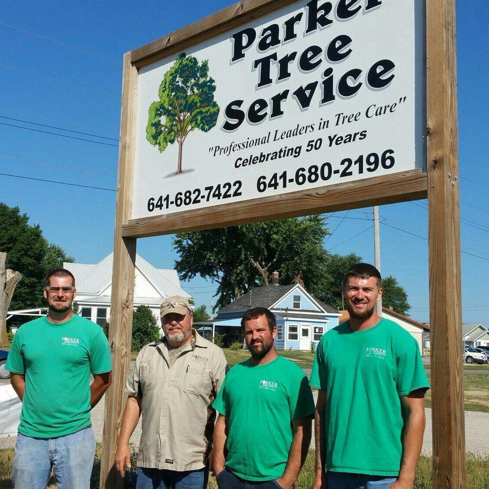 Parker Tree Service: 414 N Madison Ave, Ottumwa, IA