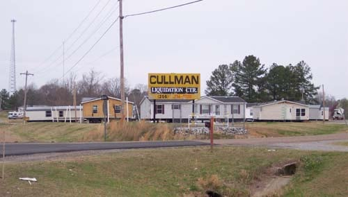 Cullman Liquidation Center - Mobile Home Dealers - 8080 Al Highway