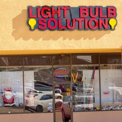 Photo Of Light Bulb Solution   Dallas, TX, United States