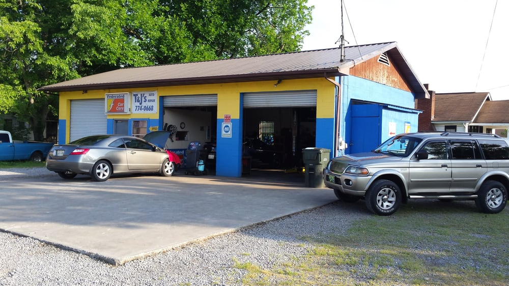 Towing business in Sevierville, TN