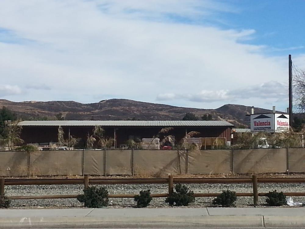Valencia Building Materials Santa Clarita Ca
